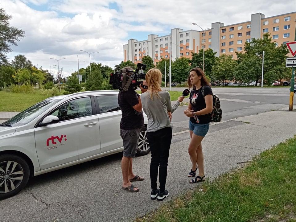Festival Stredovek.sk v správach na RTVS